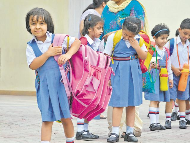 CBSE says No homework assigned to students of classes 1 and 2