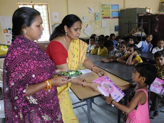 West Bengal Board of Primary Education (WBBPE) on Wednesday declared the results of Teachers' Eligibility Test (TET) for recruitment of primary teachers.(Mujeeb Faruqui/ HT file)