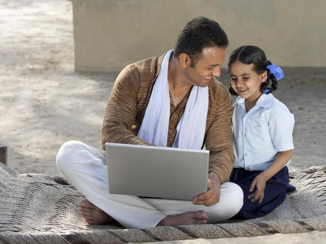 The research found that for the Indian parent, internet was no longer just the cool new thing.