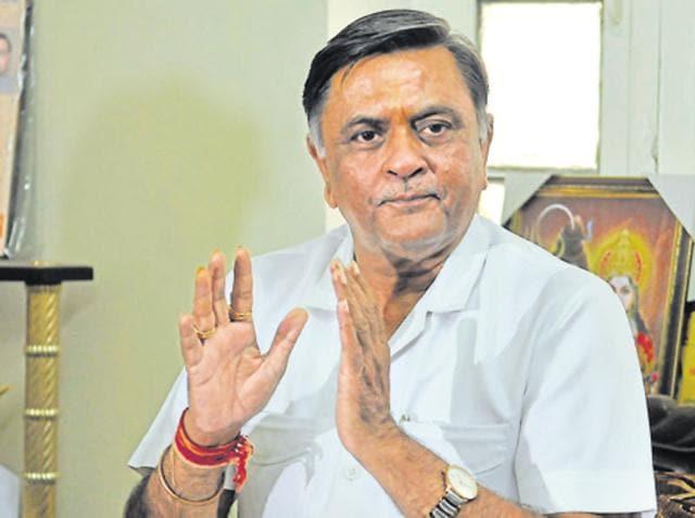 "BJP's Jalandhar Central legislator Manoranjan Kalia has ridiculed the Congress sleepover protest in the Vidhan Sabha as ""publicity stunt""."