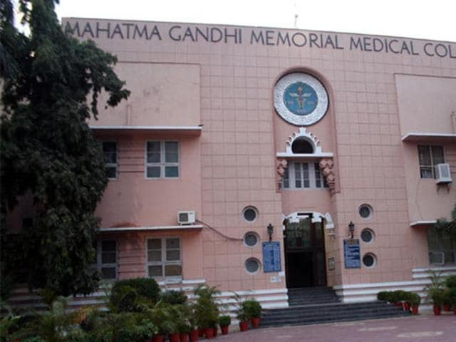 MGM Medical College in Indore.