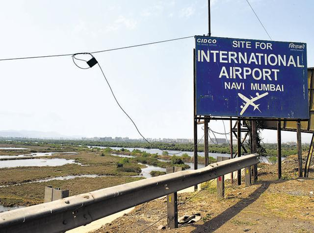 The construction of the Navi Mumbai International Airport is unlikely to begin before the middle of next year and the first phase is unlikely to be operational by the end of 2019.