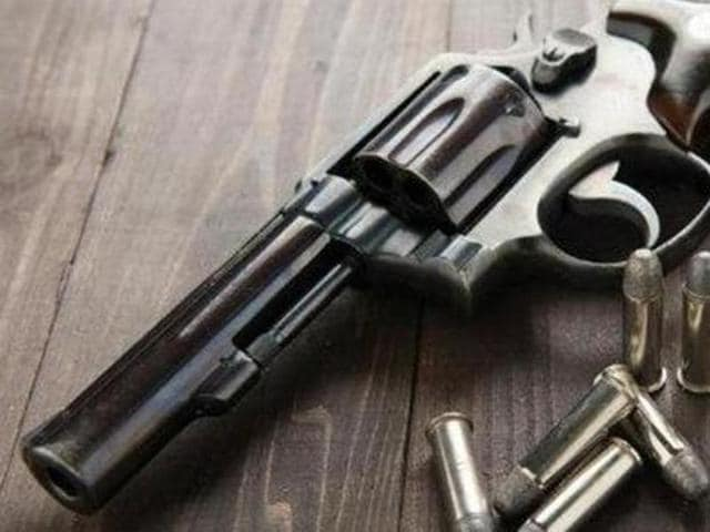 A teacher at a Christian school accidentally left her loaded pistol in a bathroom, where elementary school children found it.