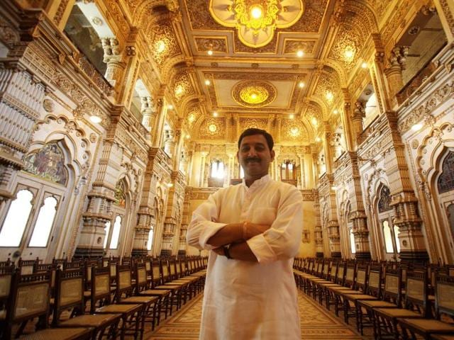 """""""I am a part of Maratha community and their demands are mine. I am going to participate in rallies in next the few days,"""" said Sabhaji Raje, who was nominated to Rajya Sabha after BJP recommended his name for the post."""