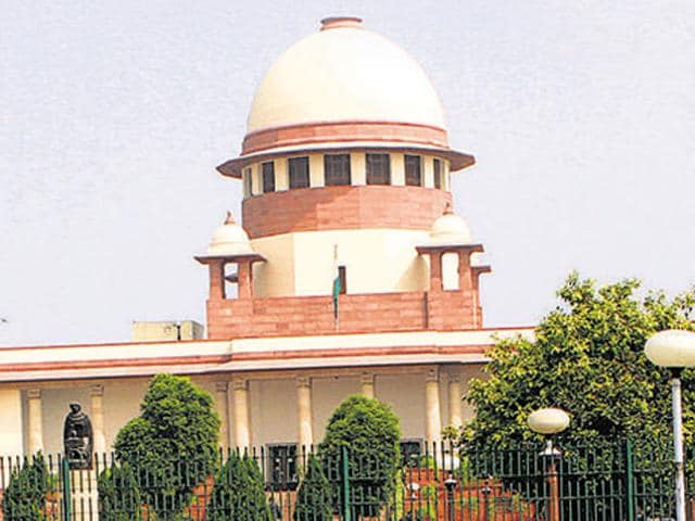 The Supreme Court said the courts must refrain from entering the executive domain and that the judiciary must protect constitutionally permissible values.