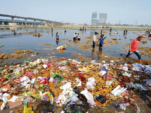 The Gautam Budh Nagar district administration has decided to begin a campaign that will involve youth to protect the Yamuna floodplains and keep the river clean.