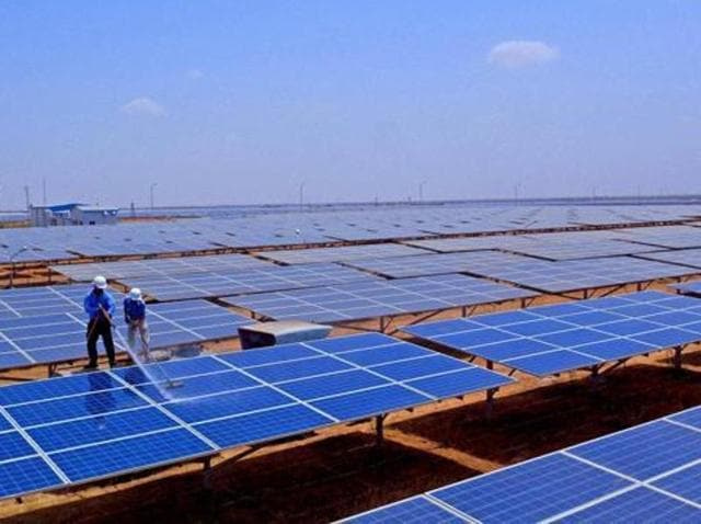 India has accused the United States of favouring its domestic solar industry through subsidies