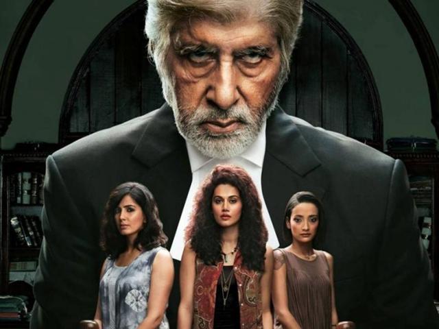 Pink is Bengali director Aniruddha Roy Chowdhury's debut film in Hindi. (Twitter)