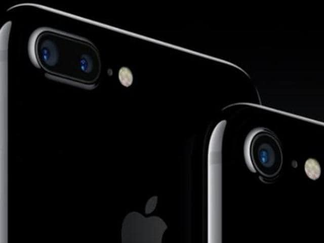 Supplies of the larger size of Apple's new phone have been exhausted in all shades, and the smaller iPhone 7 has also sold out in the new jet black color, the company said.
