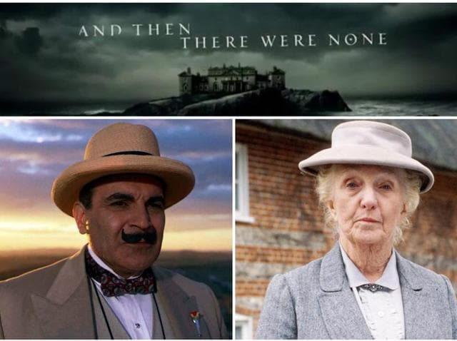 And then there were Poirot, Marple and Tommy & Tuppence.