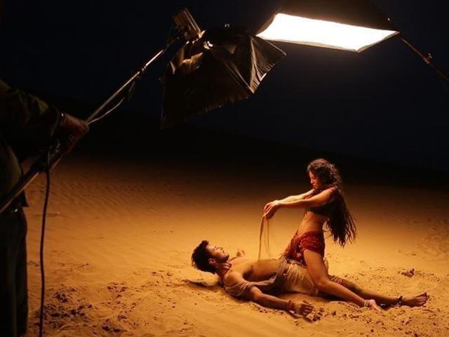 Dilip Mehta has made a documentary on Sunny Leone.