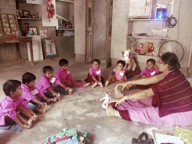 Rajasthan news,pre-school learning centres,Rajssthan anganwadis