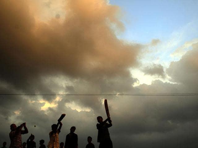 Indore,monsoon withdrawal,Madhya Pradesh