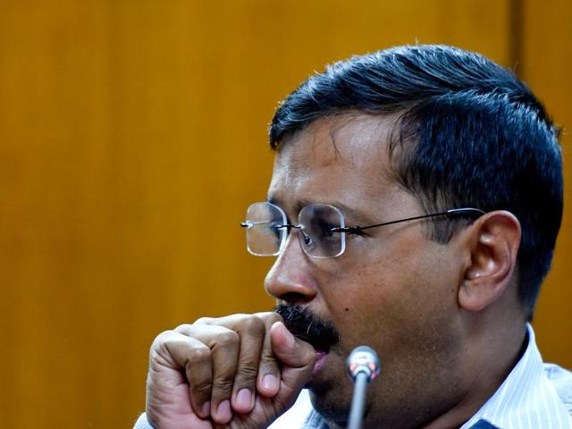 Delhi CM Arvind Kejriwal underwent a surgery on Sep 15, 2016, to correct a persistent cough.