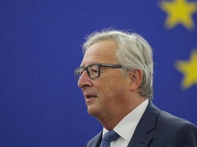 EU president,Jean-Claude Juncker,EU