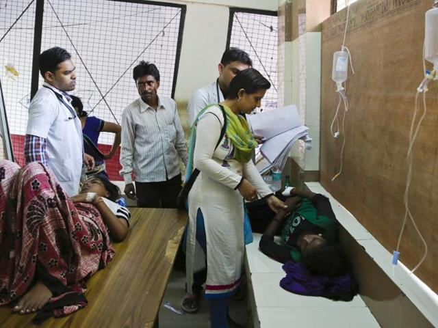Dengue,Vector-borne disease,Dengue cases in Kanpur