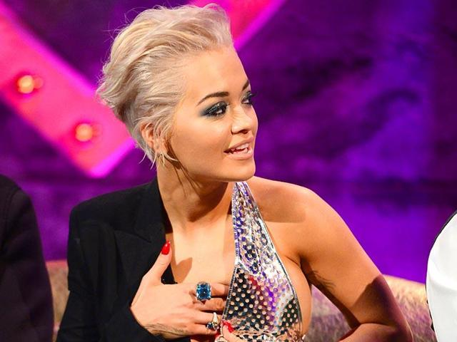 There were rumours that Rita Ora and Jay Z had an affair.
