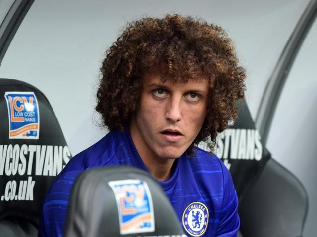 The Brazilian defender's first spell at Chelsea became known for his habit of making high-profile mistakes.