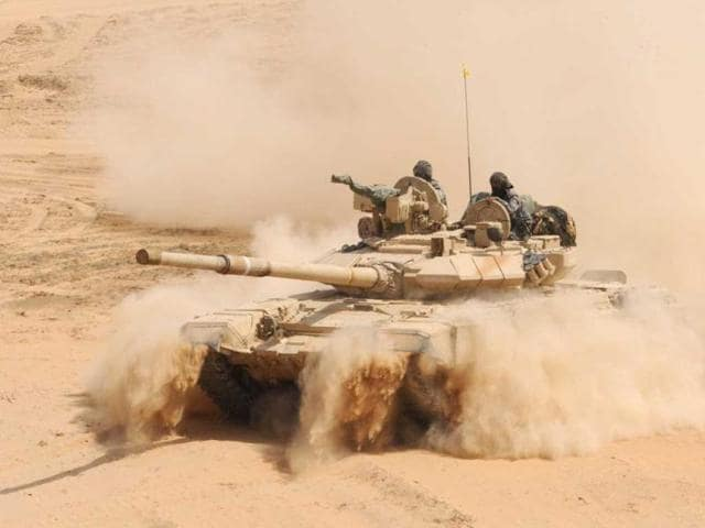 100 years of the tank warfare: A look at India's heavy