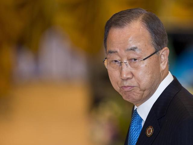 Ban Ki-moon said it was important to reform the Security Council.