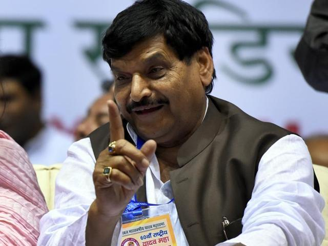 Sources said Akhilesh rejected Shivpal's resignation from the cabinet, but the party had made no decision yet on his offer to quit as its state chief.