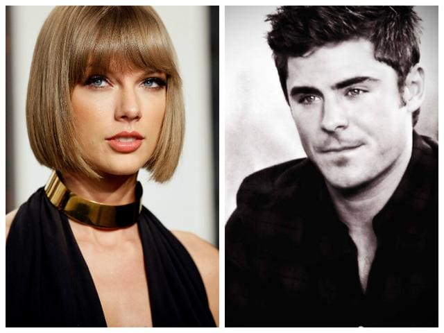 Taylor Swift Zac Efron | Facebook