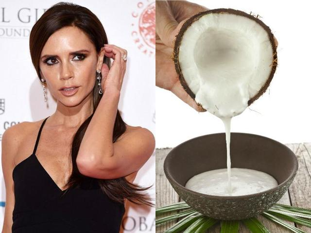 a4398ee1ab625 Coconut oil: Victoria Beckham's budget secret to her ageless skin ...