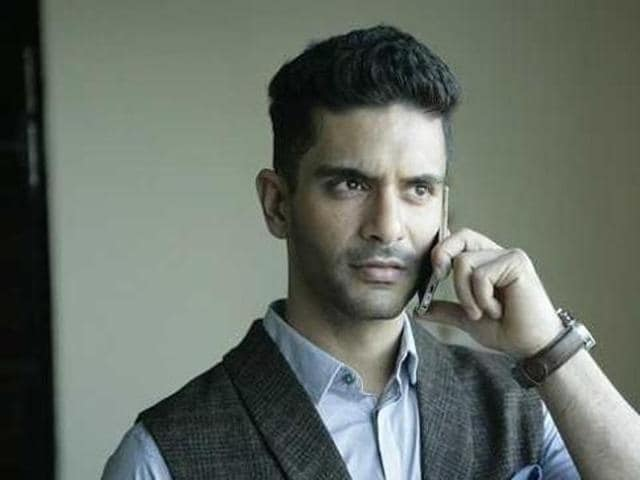 Angad Bedi plays a negative character in Pink.