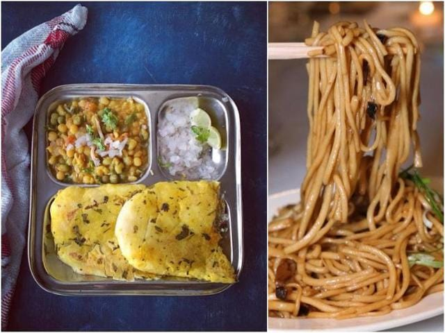 Indian food vs Chinese food: Can you guess which is more