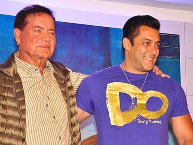 Salman Khan,Salim Khan,Salman Khan films