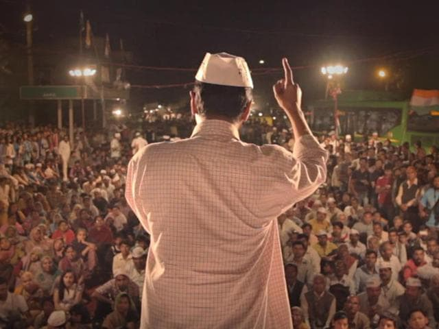 An Insignificant Man,HT48Hours,Arvind Kejriwal