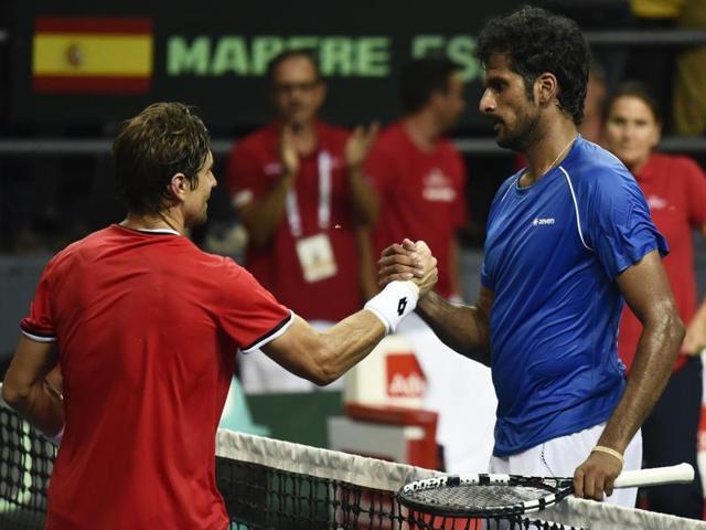 Davis Cup,Nadal,Ferrer