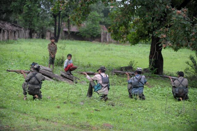 Maoists,Naxalites,Lenin