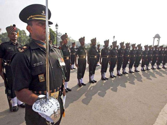 Soldiers across the army, navy and airforce will receive revised salaries from September onwards in line with the 7th pay commission recommendations.