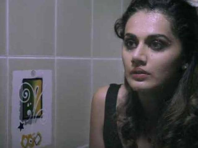 After Baby, Taapsee again shines in Pink. (YouTube)