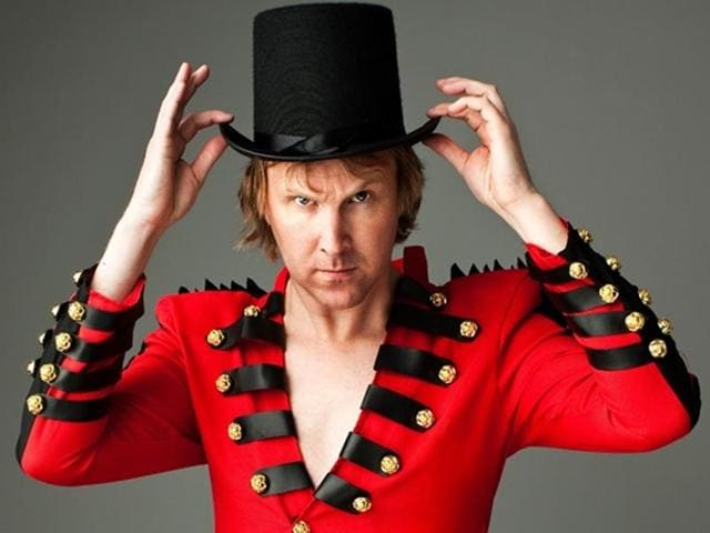 Ahead of Jason Byrne's stand up comedy gig in Mumbai, we speak to the Irish stand-up comedian.