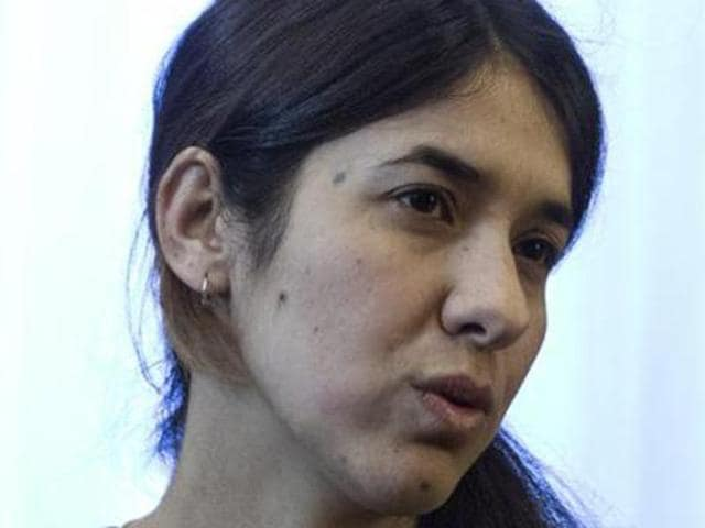 Nadia Murad Basee Taha, a survivor of ISIS brutality and slavery has been appointed as a UN Goodwill Ambassador.