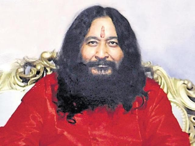 """""""Ashutosh Maharajji is solely dera followers' property and they have the right, as per law, to dispose it of, possess it and exclude everyone else from interfering with it,"""" the members, who participated in the meeting with authorities, said."""