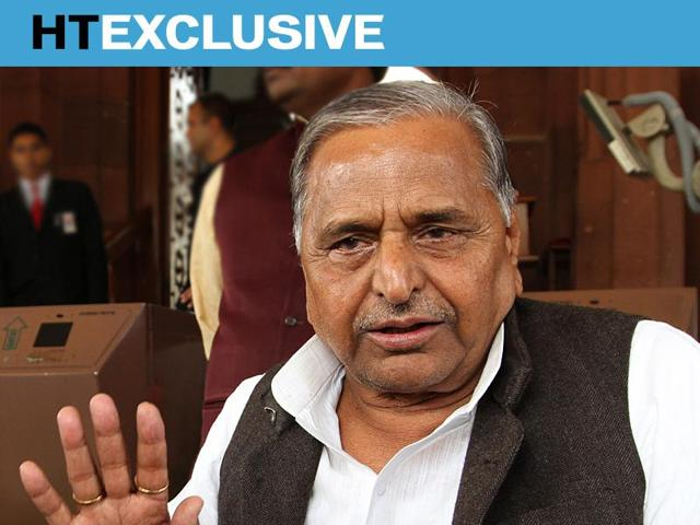 SP chief Mulayam Singh Yadav said upheavals happen in every political party.