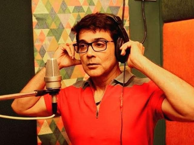 Lending voice to an album of songs for the first time, Prosenjit has sung Aaj Addar Tale Tale as the lead singer with popular musicians Anindyo Chatterjee, his band member Upal and Praktan playback sensation Iman Chakroborty joining him in chorus.(Instagram)