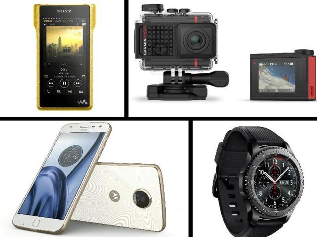 From smartphones to wearables - the Internationale Funkausstellung Berlin or IFA, unveiled a host of devices that will set the trends for the upcoming holiday season.