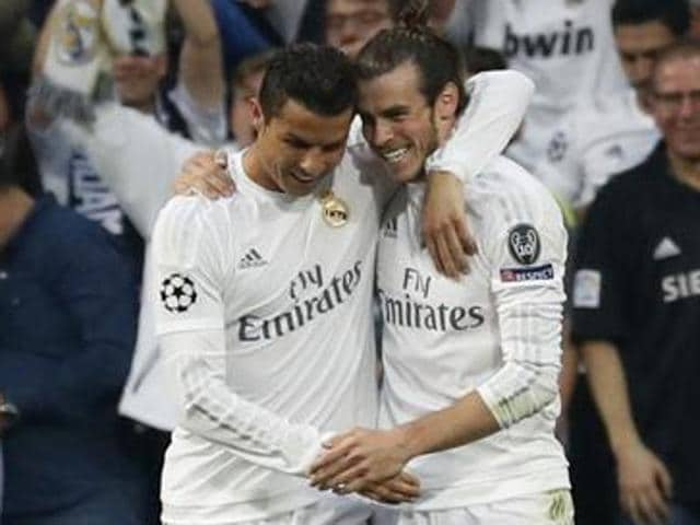 Ronaldo has been ruled out with the flu, while Bale is still carrying a hip injury he sustained against Sporting.