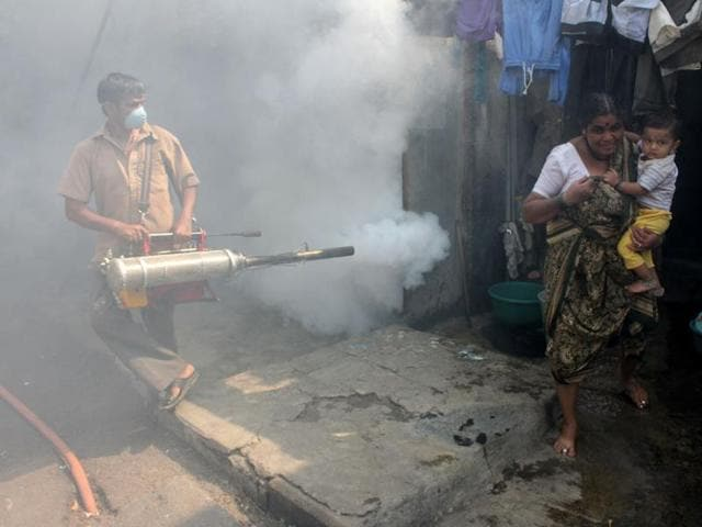 The number of dengue cases in the state rose in July and August.