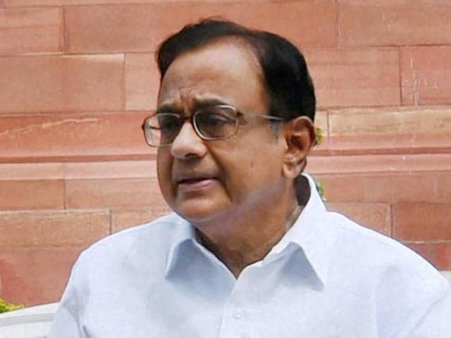 Former finance minister, P Chidambaram will head a parliamentary panel on the home ministry.