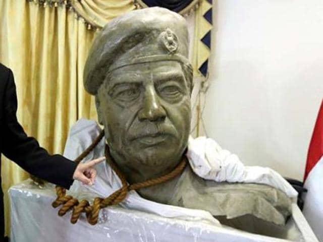 Saddam Hussein,Raghad Saddam Hussein,Saddam