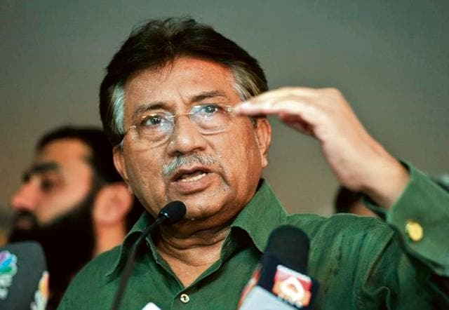 Pakistan's former President Pervez Musharraf, who has been living in Dubai since March, has not appeared even a single time in the court despite warnings.