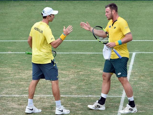 Australia Tennis,Davis Cup,John Peers
