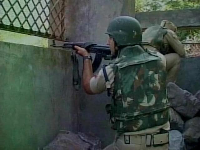 As many as 17 soldiers were killed in the attack on an Army brigade headquarters in Jammu and Kashmir's Uri.(ANI Photo)
