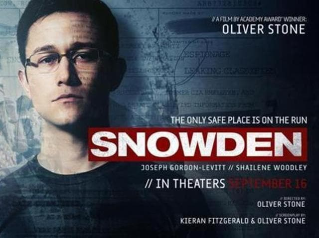 Snowden, the film, is directed by a man as polarising as Snowden himself. Four decades into a career that has seen its share of ups and downs, Oliver Stone has become a man known more for his liberal politics than his films.
