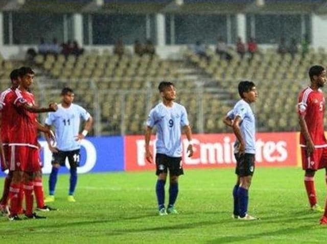 After the loss to UAE, India did well to collect a point against Saudi Arabia.